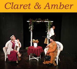 Claret & Amber - Whistling Fish Productions, Qualicum Beach, BC, Canada
